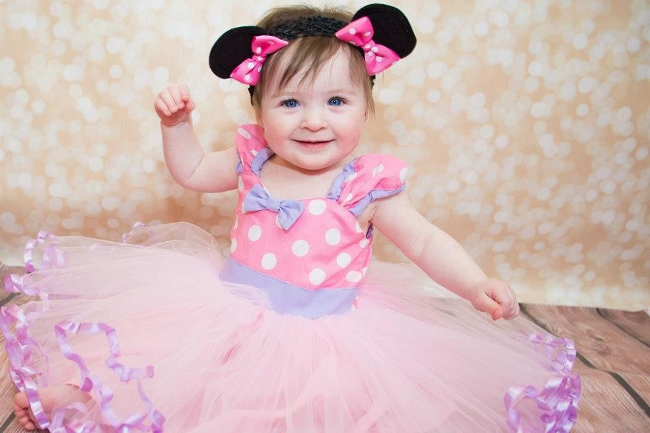 Baby Birthday Dress Tutu Baby Birthday Dress